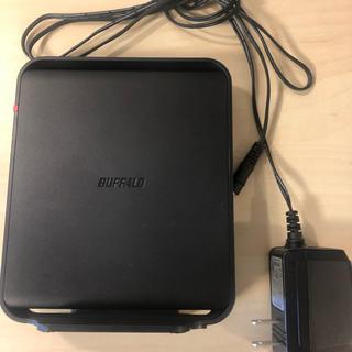 バッファロー(Buffalo)のWHR-300HP(PC周辺機器)