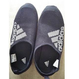 アディダス(adidas)のadidas ウォーターシューズ 水陸両用 男児 23㌢(マリン/スイミング)