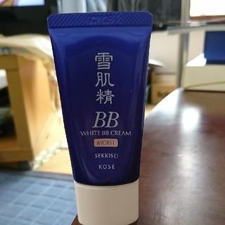 セッキセイ(雪肌精)の雪肌精 ホワイトBBクリーム モイスト 01(BBクリーム)