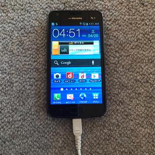 サムスン(SAMSUNG)のギャラクシーS2 LTE SC-03D docomo GALAXYS2(スマートフォン本体)