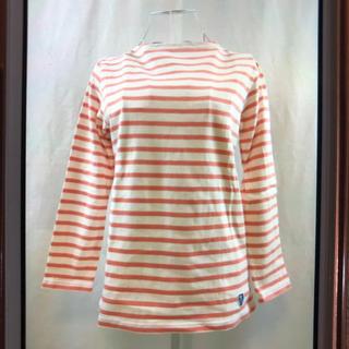 オーシバル(ORCIVAL)の美品☆ORCIVAL☆長袖☆ボーダーシャツ☆1(Tシャツ(長袖/七分))