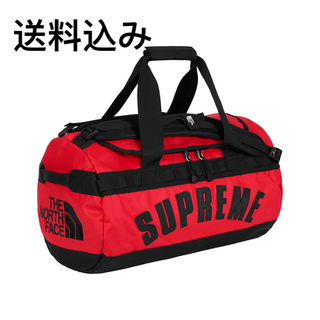 Supreme - Supreme The North Face Duffle Bag Red 赤
