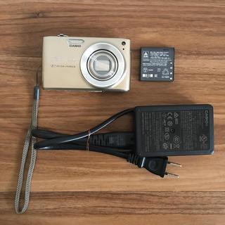 カシオ(CASIO)のデジカメ CASIO EXILIM EX-Z400 デジタルカメラ(コンパクトデジタルカメラ)