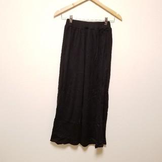 シネマクラブ(CINEMA CLUB)の新品◆CINEMA CLUB◆ロングスカート黒M(ロングスカート)