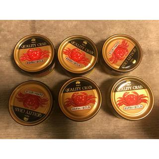 マルハ カニ缶