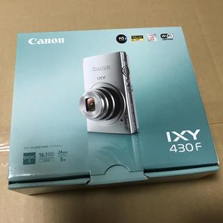 キヤノン(Canon)のCanon デジカメ IXY430F ゴールド(コンパクトデジタルカメラ)