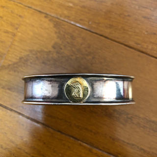 goro's - ラリースミス金メダル付きバングル ブレスレット
