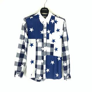 ソフネット(SOPHNET.)のSOPHNET STAR MIX B.D. S ソフネット スターチェックシャツ(シャツ)