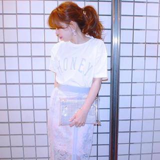 ハニーミーハニー(Honey mi Honey)のハニーミーハニー  Tシャツ(Tシャツ(半袖/袖なし))