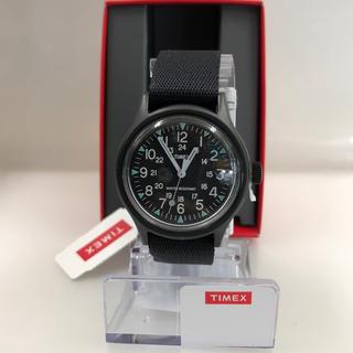 タイメックス(TIMEX)のお買得 TIMEX タイメック 時計  NATOストラップ   (腕時計(アナログ))