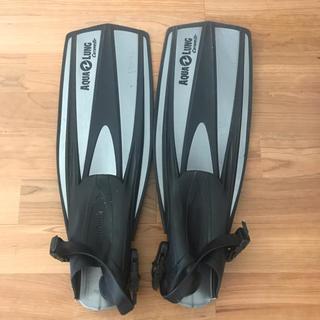アクアラング(Aqua Lung)のダイビング  アクアラング フィン 器材(マリン/スイミング)