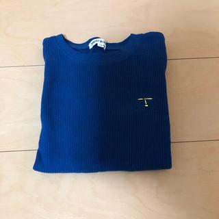 シューラルー(SHOO・LA・RUE)のシューラルー ワッフル刺繍ロンT(Tシャツ/カットソー)