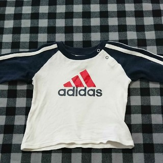アディダス(adidas)のadidas 長袖Tシャツ80(Tシャツ)
