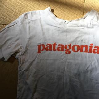 パタゴニア(patagonia)のパタゴニア キッズ XXS  Tシャツ オーガニックコットン(Tシャツ/カットソー)