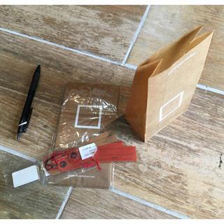 ムジルシリョウヒン(MUJI (無印良品))の倉敷意匠  ワックス紙  角袋  5袋& ワックスタグ10枚セット(ラッピング/包装)