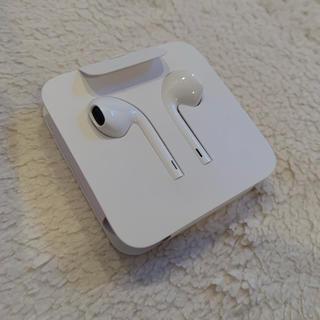 アップル(Apple)のApple イヤホン新品(ヘッドフォン/イヤフォン)
