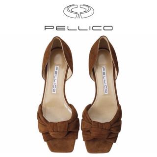 ペリーコ(PELLICO)の新品未使用⭐️定価56160円/PELLICO ペリーコ/ノットフラットサンダル(サンダル)