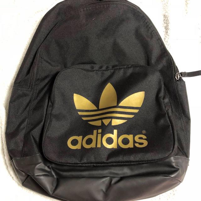 adidas(アディダス)のアディダスのリュック レディースのバッグ(リュック/バックパック)の商品写真