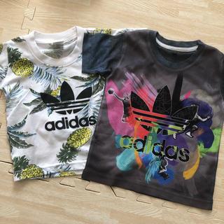アディダス(adidas)の新品未使用子供服80と90アディダス(その他)