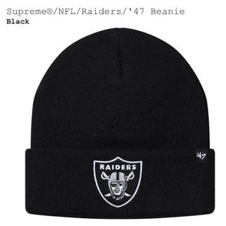 Supreme - Supreme®/NFL/Raiders/'47 Beanie