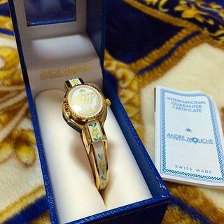 シアタープロダクツ(THEATRE PRODUCTS)のアンドレムッシュコラボ♡スイスウォッチ(腕時計)