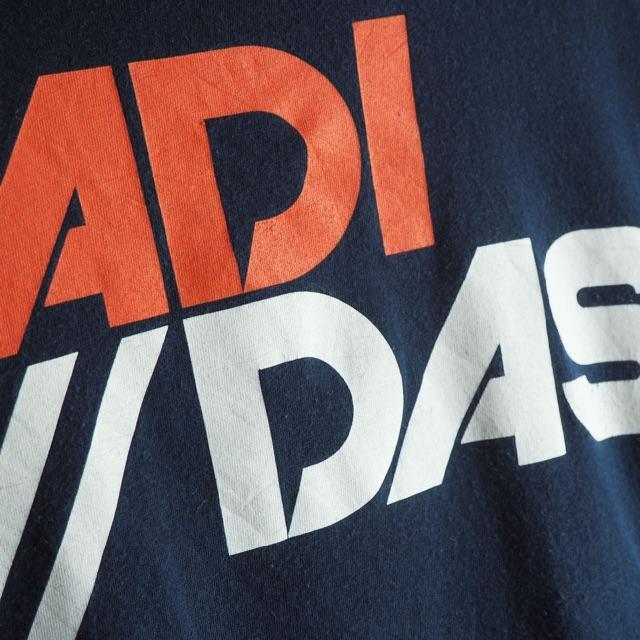 adidas(アディダス)のNBT59/XLサイズ/アディダス Tシャツ メンズのトップス(Tシャツ/カットソー(半袖/袖なし))の商品写真