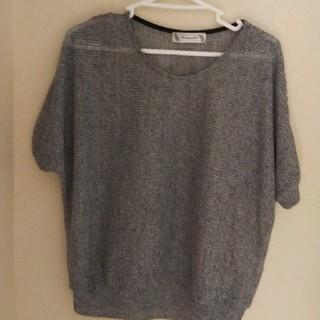 しまむら - ドルマンニットセーター