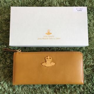 ジェーンマープル(JaneMarple)の★新品★Jane Marple Angelプレートのウォレット 財布(財布)