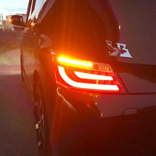 トヨタ(トヨタ)のクリスタルアイ  QNC 20系 bB LEDテールランプ  (パーツ)