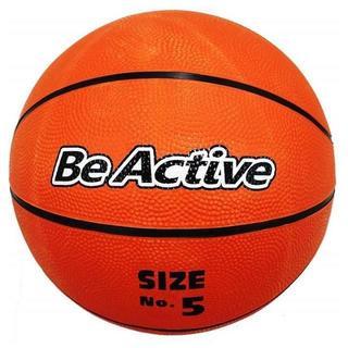 【送料無料】バスケットボール 5号 Be Active