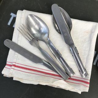tatemiccham様スウェーデン カトラリーセット×2(食器)