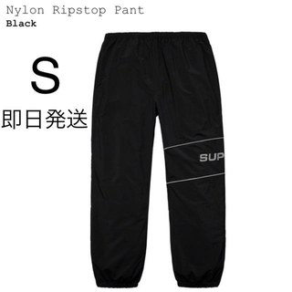 シュプリーム(Supreme)の19ss Supreme Nylon Ripstop Pant Black S(その他)