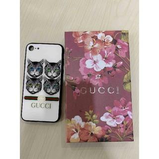 グッチ(Gucci)のGUCCI  iPhone7 ケース(iPhoneケース)