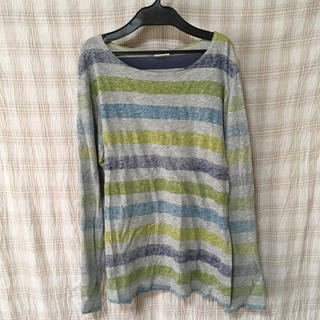グリーンレーベルリラクシング(green label relaxing)のユナイテッドアローズ 長袖Tシャツ ロンT(Tシャツ/カットソー(七分/長袖))