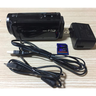 パナソニック(Panasonic)のPanasonic FULL HD HC-V230M(ビデオカメラ)