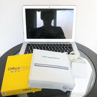 Apple - 送料無料 Apple MacBook Air 13インチ 4GB PC