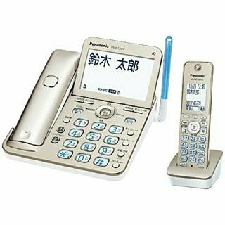 パナソニック(Panasonic)のまくらさん専用!電話機コードレスデジタル子機1台付き(その他 )