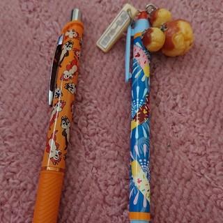 ディズニー(Disney)のディズニーボールペン2本(ペン/マーカー)