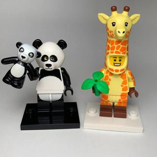 レゴ(Lego)の【ご依頼おまとめ】LEGO ミニフィグ 3体セット(知育玩具)