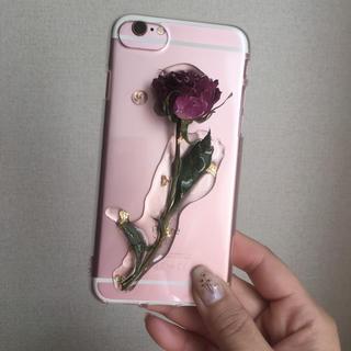 ドライフラワー iphoneケース スマホケース 薔薇 バラ❤︎