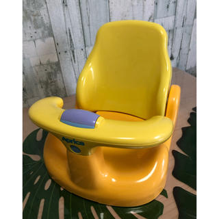 アップリカ(Aprica)のアップリカ お風呂 椅子 イス 赤ちゃん baby aprica(タオル/バス用品)