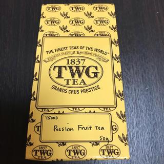 【爽やかな季節に】TWGパッションフルーツティー50g(茶)