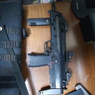 マルイ(マルイ)の東京マルイ MP7(ガスブロ)(ガスガン)