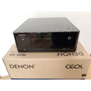 DENON - ★DENON ネットワークCDレシーバー RCD-N9 ブラック★