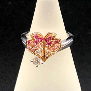 ダイヤサファイアリング(リング(指輪))