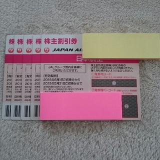 ジャル(ニホンコウクウ)(JAL(日本航空))のJAL株主優待券 (その他)