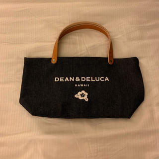 ディーンアンドデルーカ(DEAN & DELUCA)のリッツカールトン限定 ハワイ ディーン&デルーカ デニムトート(トートバッグ)