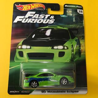 三菱 - Hotwheels FAST&FURIOUS '95 エクリプス ワイスピ