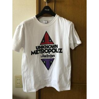 サンダイメジェイソウルブラザーズ(三代目 J Soul Brothers)の三代目 ツアーTシャツ(Tシャツ(半袖/袖なし))