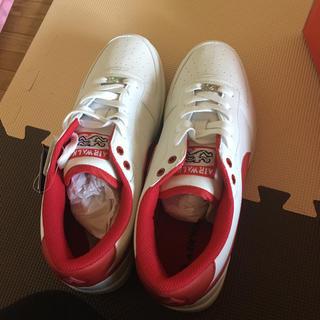 新しい靴27.5センチ(スニーカー)